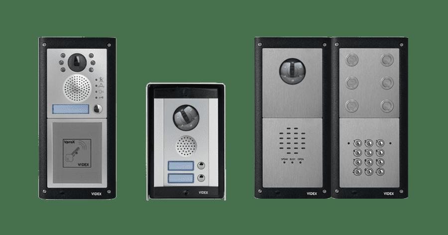 Colour Video Intercom Systems