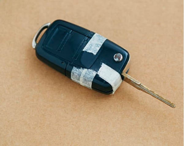 Photo for Broken Car Key repair and replacement section