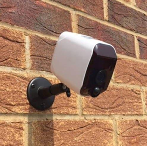 Smart Camera Installation Example